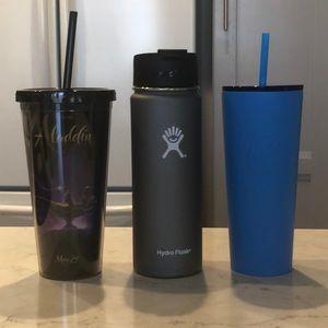 3 cup/tumbler